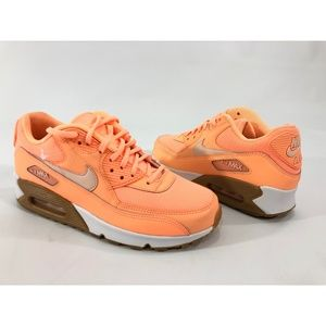 best service 3461b bbd80 ... shop nike air max 90 womens sunset glow tint 251c0 1800e
